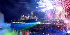 Falls Fireworks