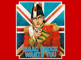 Isaac Brock Wants You!